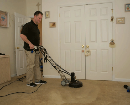 local carpet cleaner