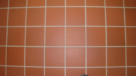 Tile Grout - clean